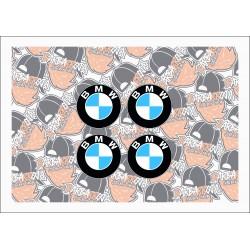 TAPA LLANTAS BMW