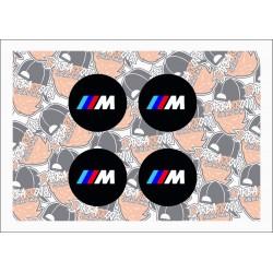 TAPA LLANTAS BMW M