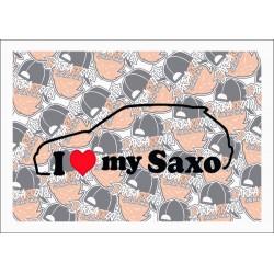 I LOVE MY SAXO