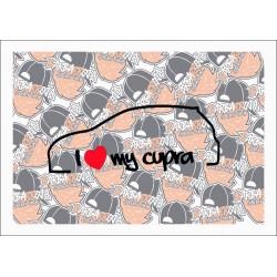 I LOVE MY CUPRA MK2