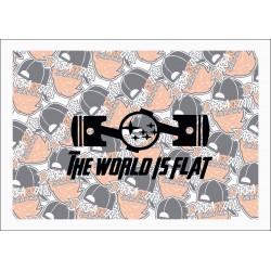 THE WORLD IS FLAT SUBARU