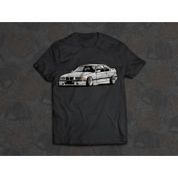 CAMISETA BMW SERIE 3 E36