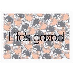 LIFE'S GOOD AUDI