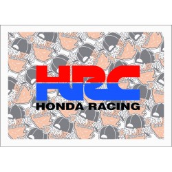 HRC HONDA RACING MOTO
