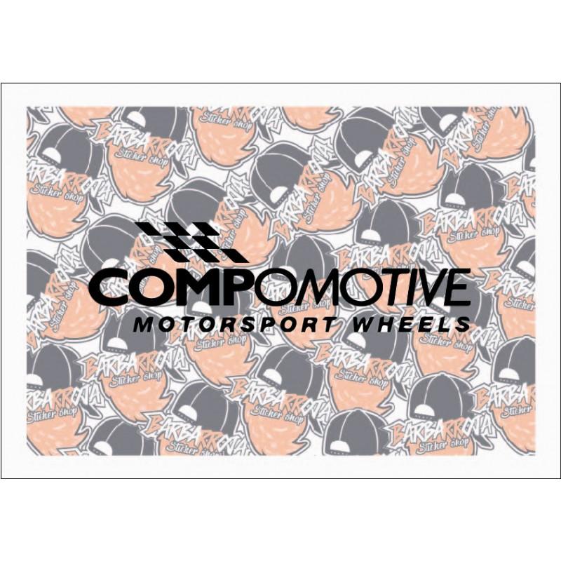 COMPOMOTIVE MOTORSPORT WHEELS