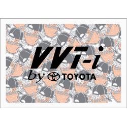 VVT-I BY TOYOTA