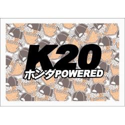 K20 POWERED