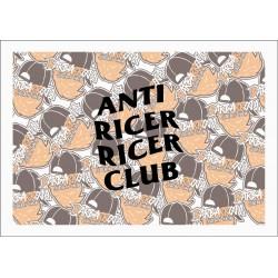 ANTI RICER RICER CLUB