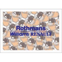 ROTHMANS WILIAMS RENAULT