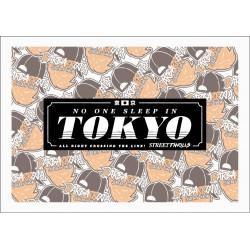 SLAP NO ONE SLEEP IN TOKYO