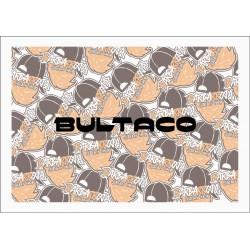 BULTACO LETRAS