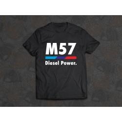 CAMISETA M57 DIESEL POWER