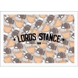 LORDS STANCE FAN