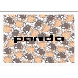 SEAT/FIAT PANDA LETRAS