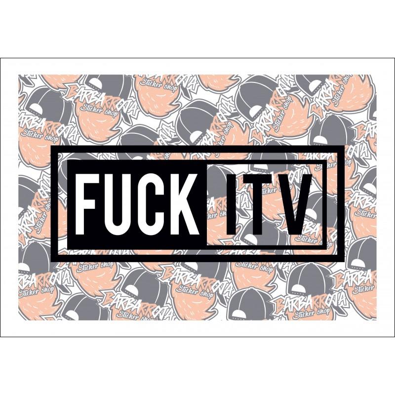 Fuck ITV