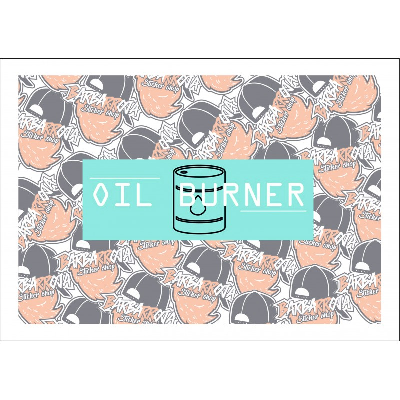 SLAP Oil Burner