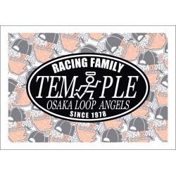 Temple racing loop angels impresión