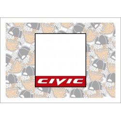Dorsal Civic FA/FG/FN/FD