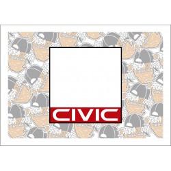 Dorsal Civic AH/AG