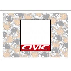Dorsal Civic EK/EJ/EM