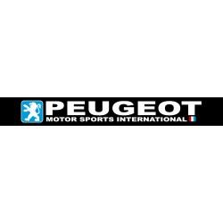 PEUGEOT MOTOR SPORTS INTERNATIONAL