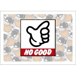 DORSAL NO GOOD RACING