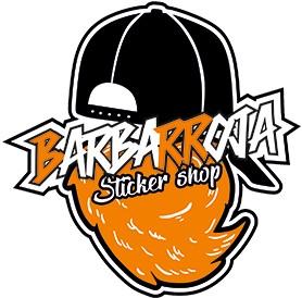 Barbarrojastickershop